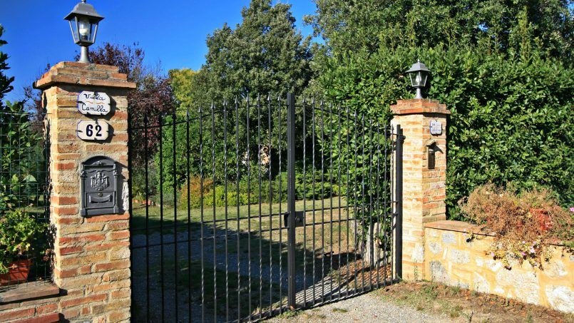 Farmhouse villa Camilla Tuscany Siena 1