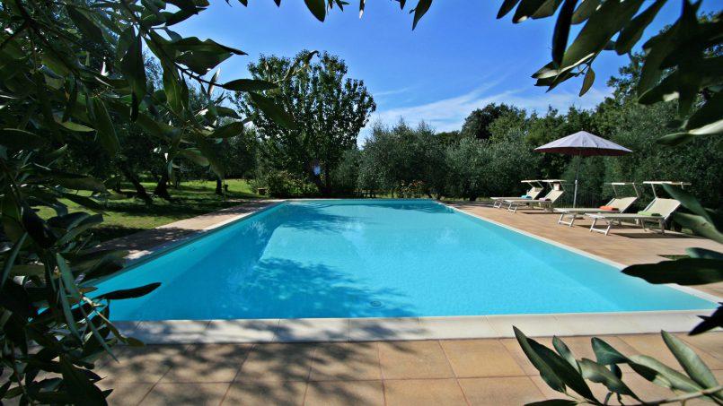 Farmhouse villa Camilla Tuscany Siena 10