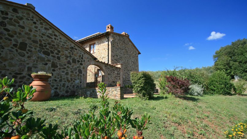 Farmhouse le campore tuscany siena 108