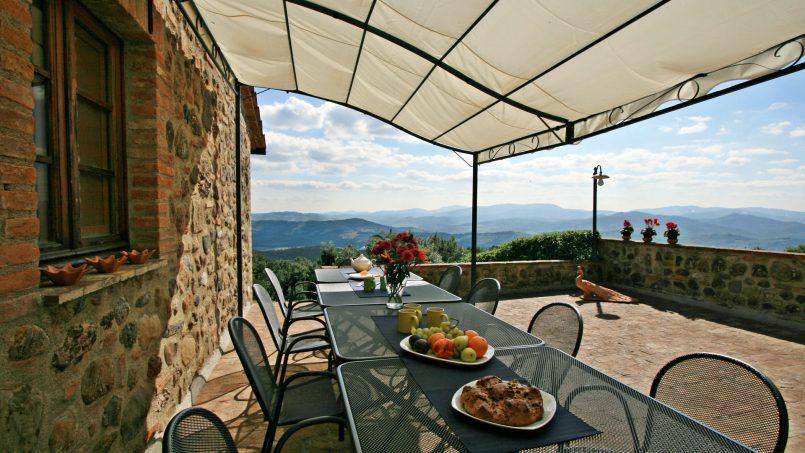 Farmhouse le campore tuscany siena 112