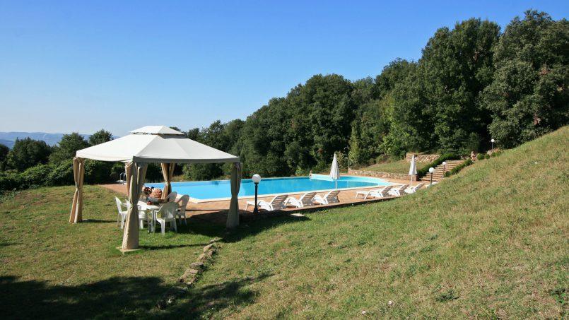 Farmhouse le campore tuscany siena 126