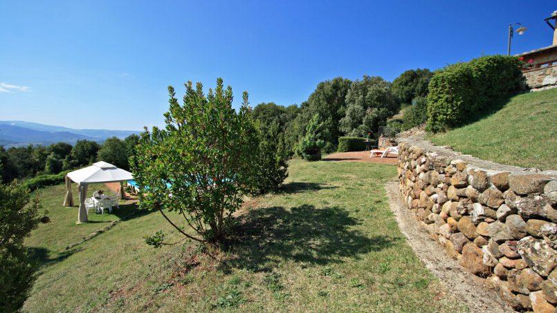 Farmhouse le campore tuscany siena 129