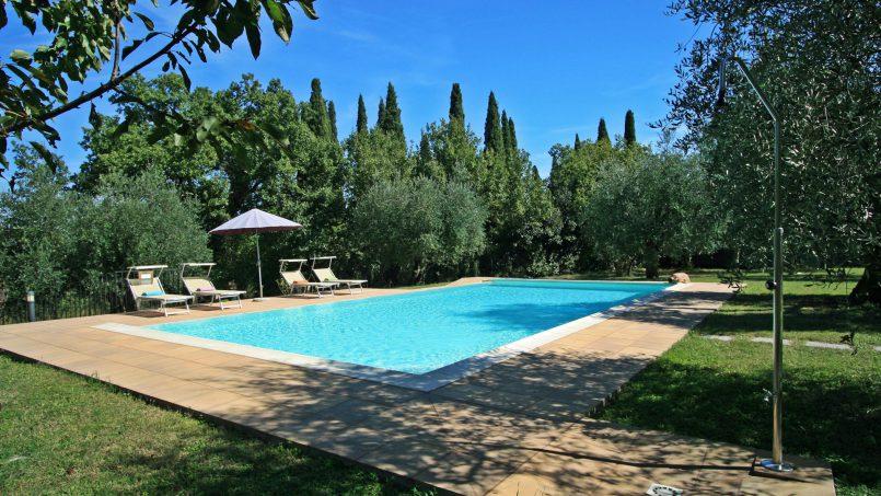 Farmhouse villa Camilla Tuscany Siena 14