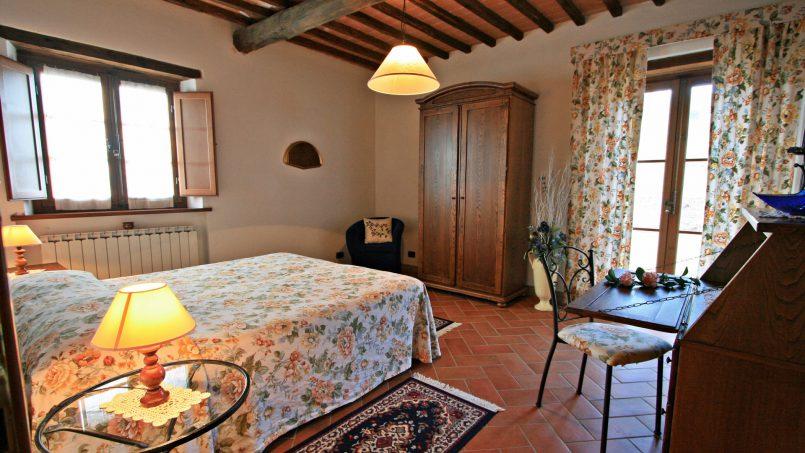 Farmhouse le campore tuscany siena