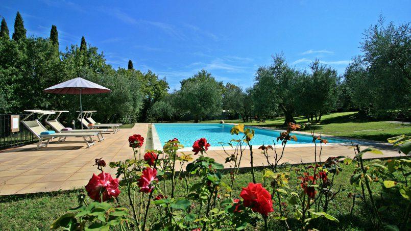 Farmhouse villa Camilla Tuscany Siena 15