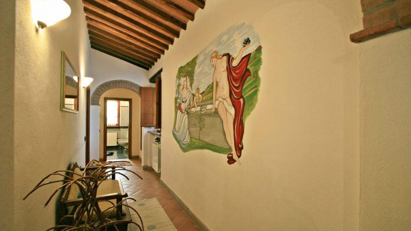Farmhouse le campore tuscany siena 185