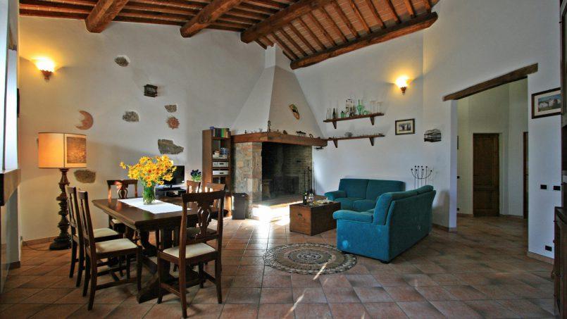 Farmhouse villa Camilla Tuscany Siena 20