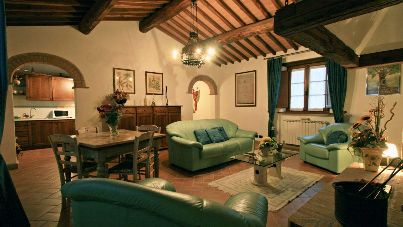 Farmhouse le campore tuscany siena 20