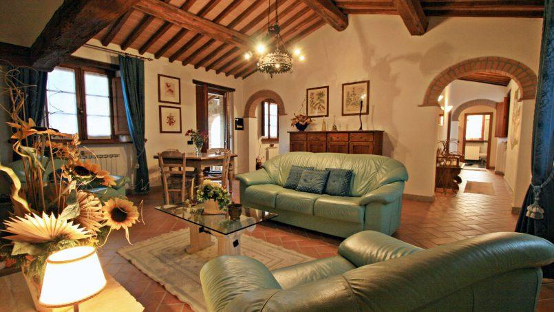 Farmhouse le campore tuscany siena 21