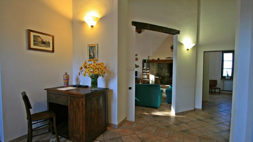 Farmhouse villa Camilla Tuscany Siena 27