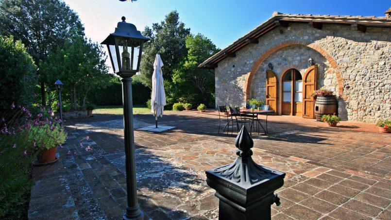 Farmhouse villa Camilla Tuscany Siena 3