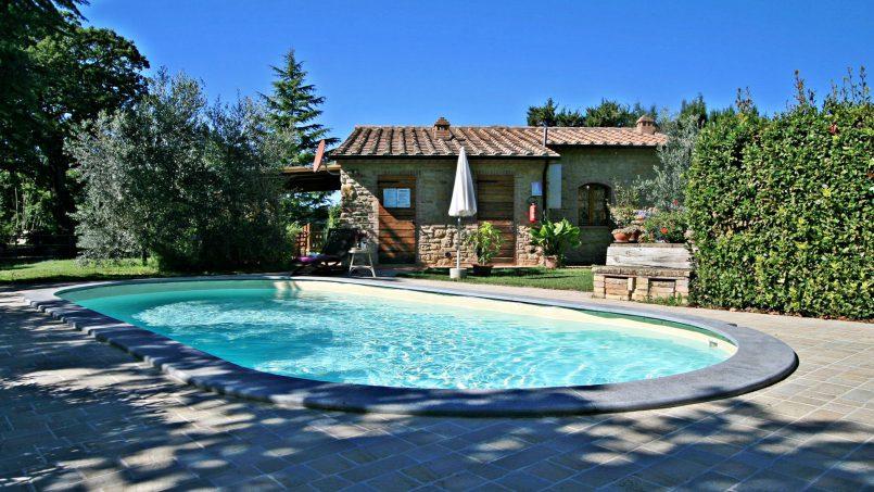 Cottage stone built Il Viale Tuscany Pisa 3