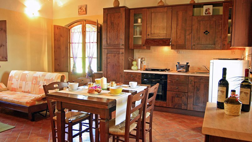 Cottage stone built Il Viale Tuscany Pisa 31