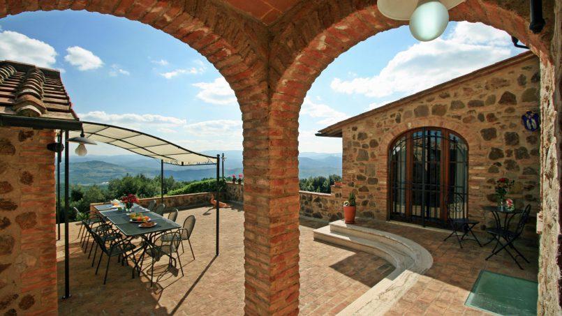 Farmhouse le campore tuscany siena 4