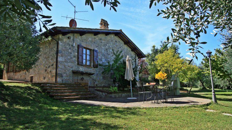 Farmhouse villa Camilla Tuscany Siena 5