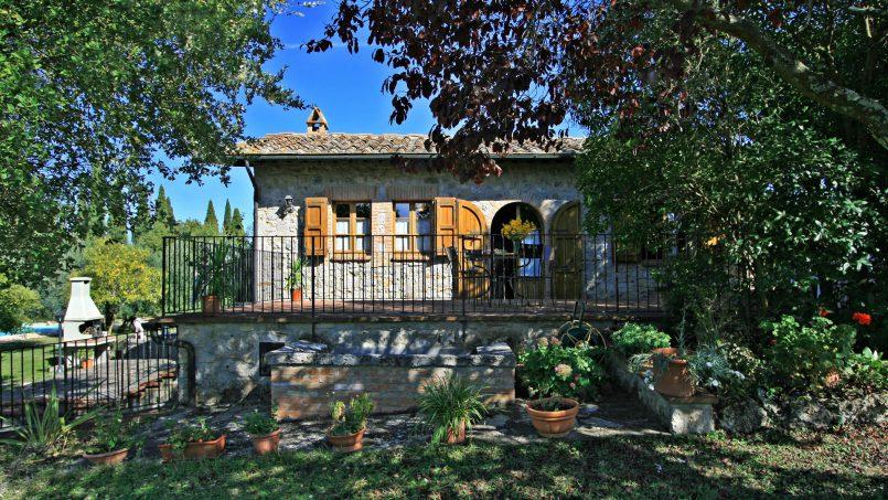 Farmhouse villa Camilla Tuscany Siena 6