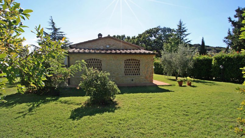 Cottage stone built Il Viale Tuscany Pisa 8