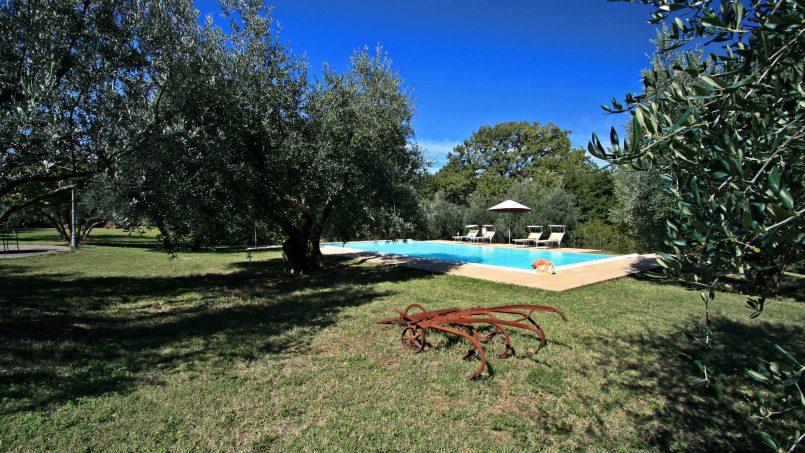 Farmhouse villa Camilla Tuscany Siena 9
