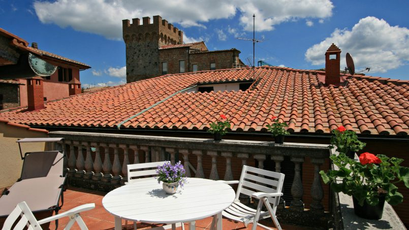 Village house Casa Lilia Tuscany Siena 10