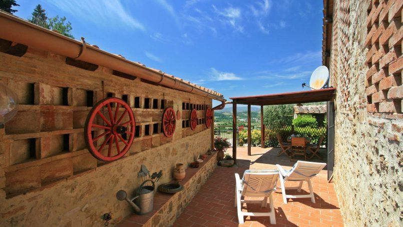 Cottage Casalecchi Tuscany Siena 112