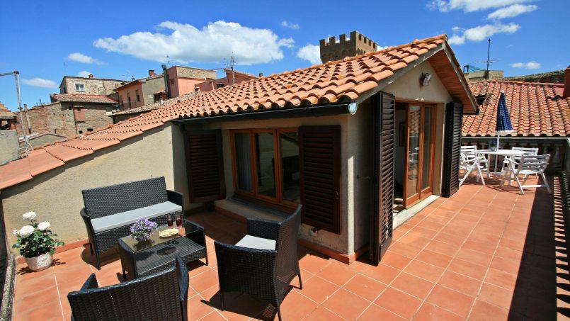 Village house Casa Lilia Tuscany Siena 12