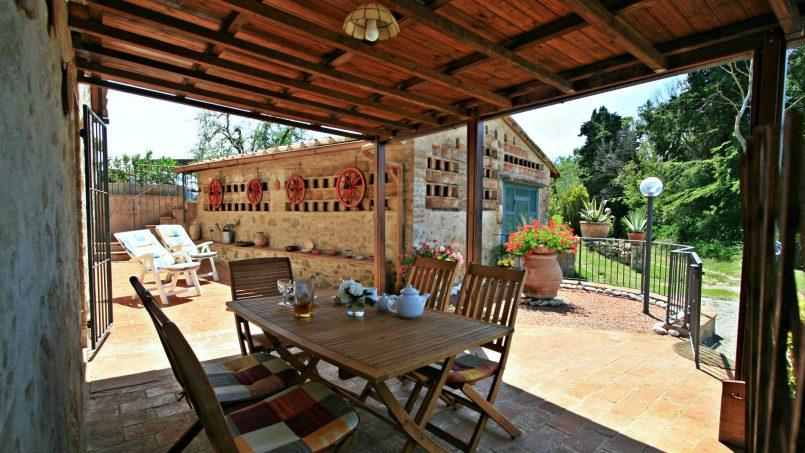 Cottage Casalecchi Tuscany Siena 129a