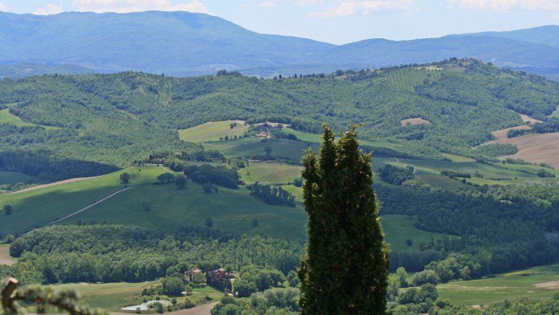 Village house Casa Lilia Tuscany Siena 13