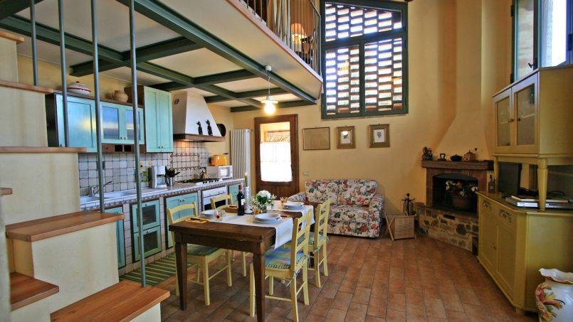 Cottage Casalecchi Tuscany Siena 132