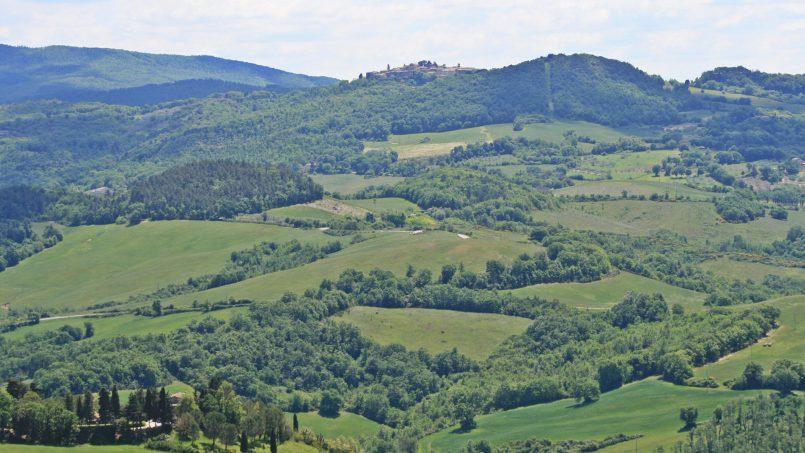 Village house Casa Lilia Tuscany Siena 14