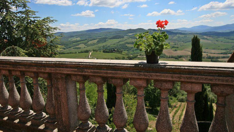 Village house Casa Lilia Tuscany Siena 16