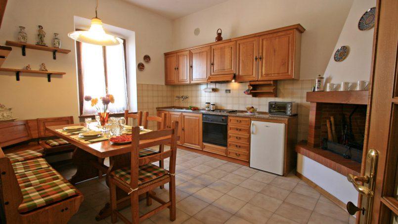 Village house Casa Lilia Tuscany Siena 25