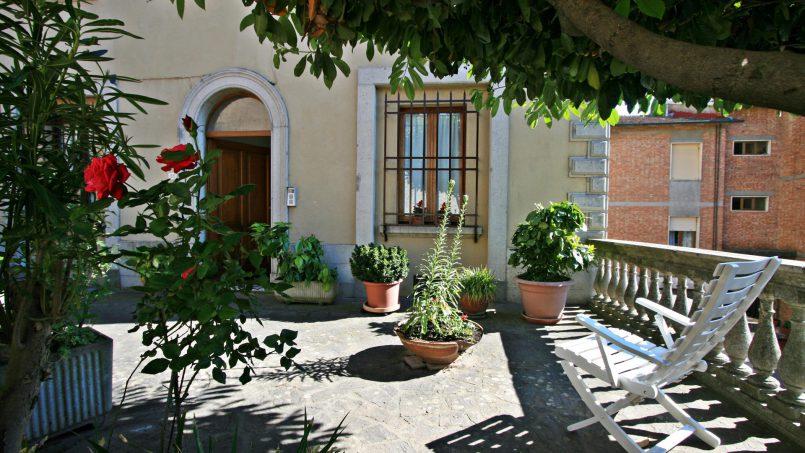 Village house Casa Lilia Tuscany Siena 4