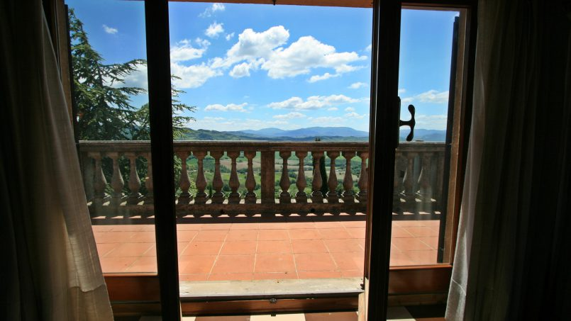 Village house Casa Lilia Tuscany Siena 49