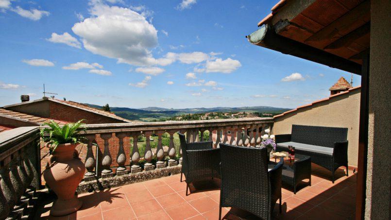 village house casa lilia tuscany siena