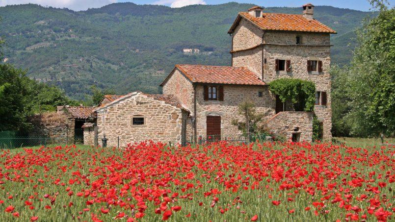 Hillside Villa Torre Montalla Tuscany Cortona 1