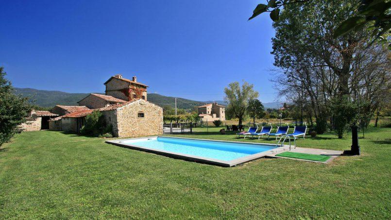 Hillside Villa Torre Montalla Tuscany Cortona 12