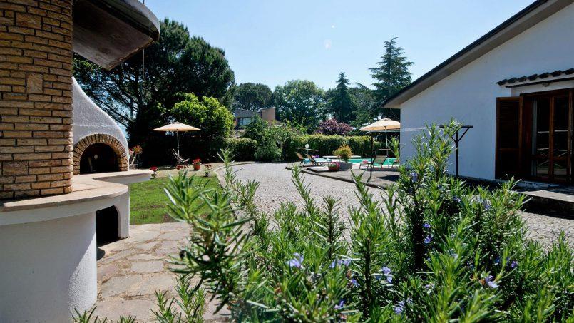 Cozy 60's Villa Grazia Tuscany Firenze 14