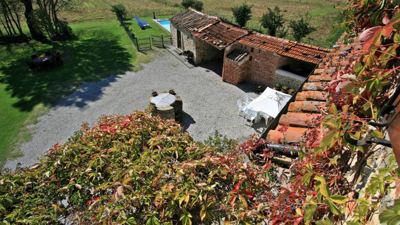 Hillside Villa Torre Montalla Tuscany Cortona 19