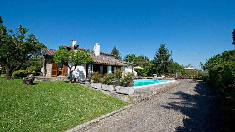 Cozy 60's Villa Grazia Tuscany Firenze 2