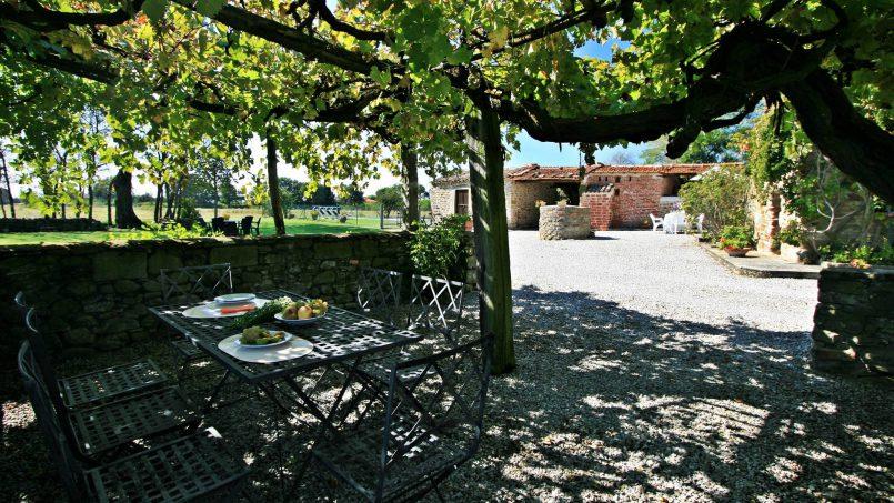 Hillside Villa Torre Montalla Tuscany Cortona 21