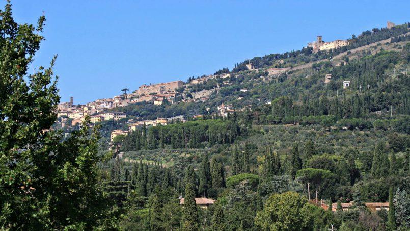 Hillside Villa Torre Montalla Tuscany Cortona 24