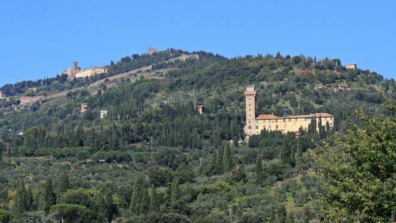 Hillside Villa Torre Montalla Tuscany Cortona 25