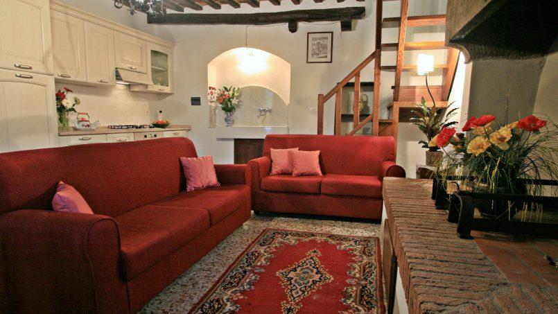 Hillside Villa Torre Montalla Tuscany Cortona 26