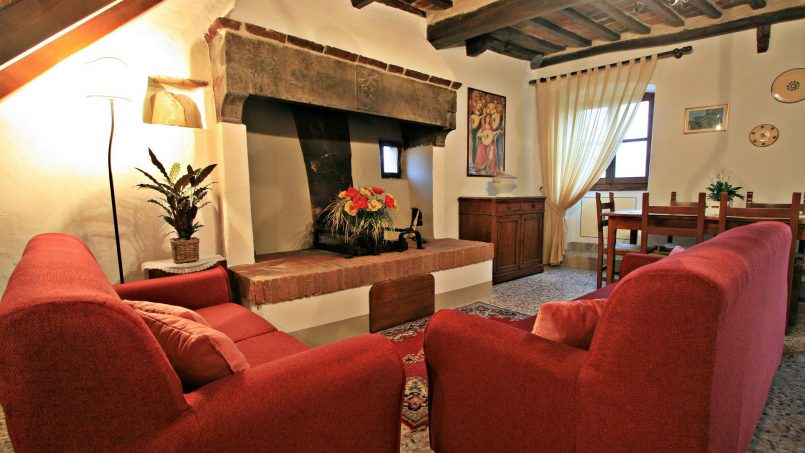 Hillside Villa Torre Montalla Tuscany Cortona 27