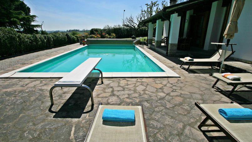 Cozy 60's Villa Grazia Tuscany Firenze 4