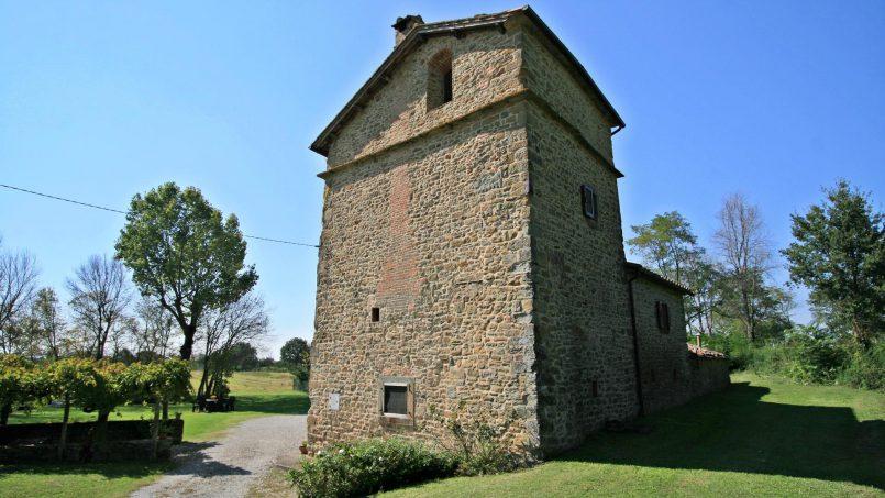 Hillside Villa Torre Montalla Tuscany Cortona 4