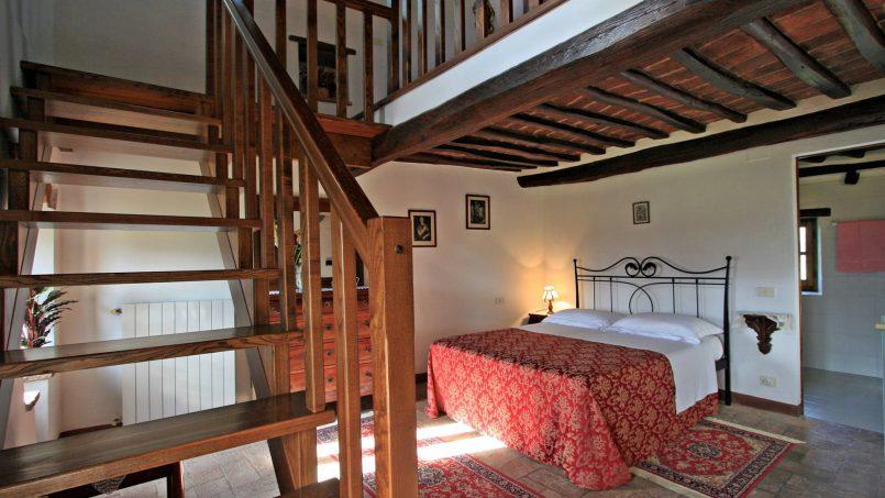 Hillside Villa Torre Montalla Tuscany Cortona 41