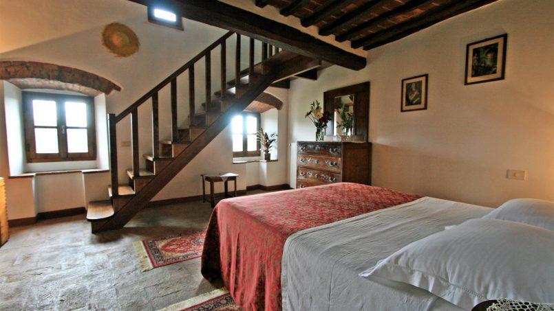 Hillside Villa Torre Montalla Tuscany Cortona 43