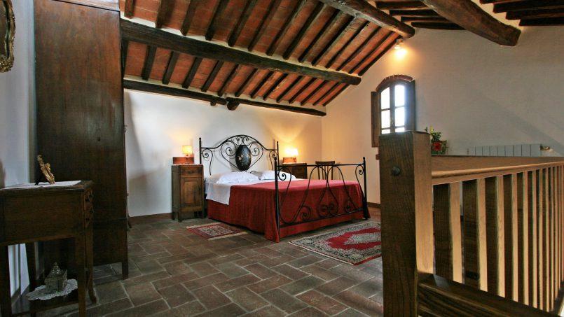 Hillside Villa Torre Montalla Tuscany Cortona 47