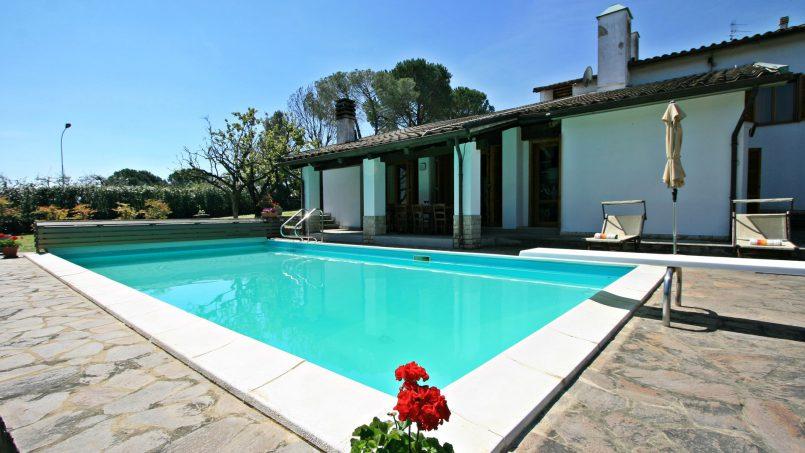 Cozy 60's Villa Grazia Tuscany Firenze 5